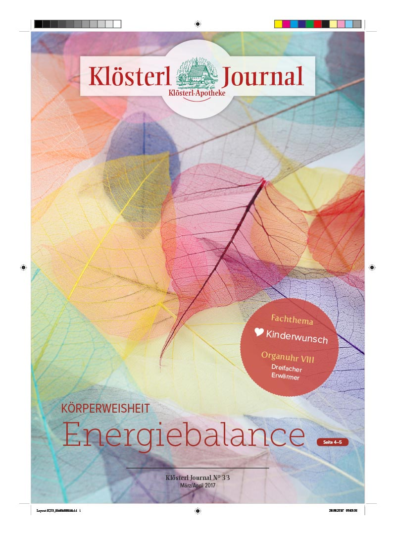 Klösterl Journal N° 33